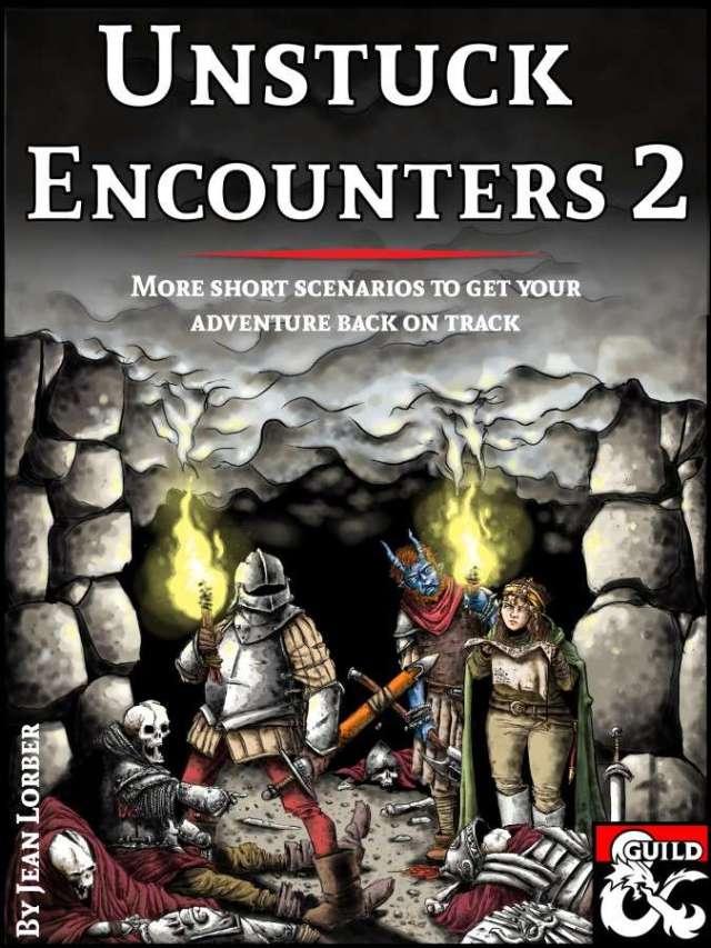 Unstuck Encounters 2