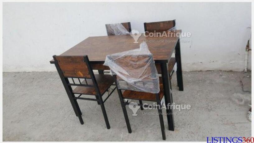 table a manger 4 places abidjan cote