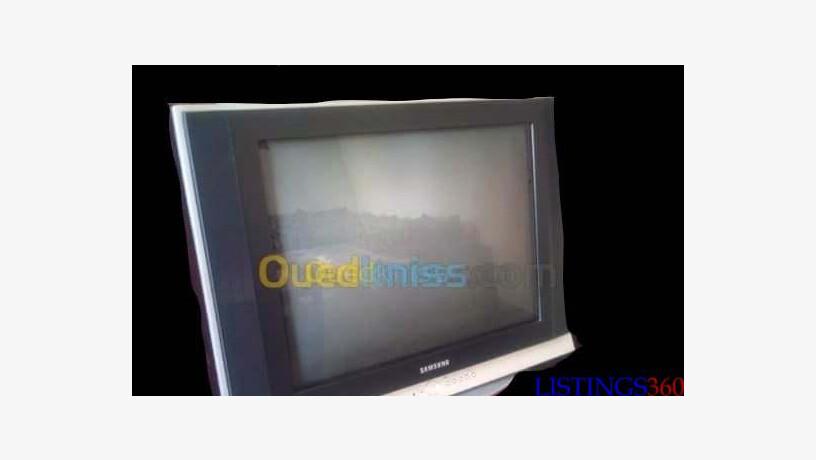tv crt sumsung slimfit 29 pouces 74 cm
