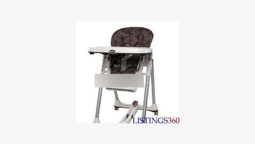 chaise haute peg perego prima pappa
