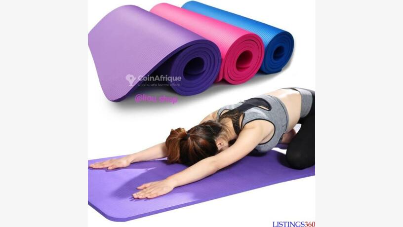 tapis gym yoga grand marche de lome