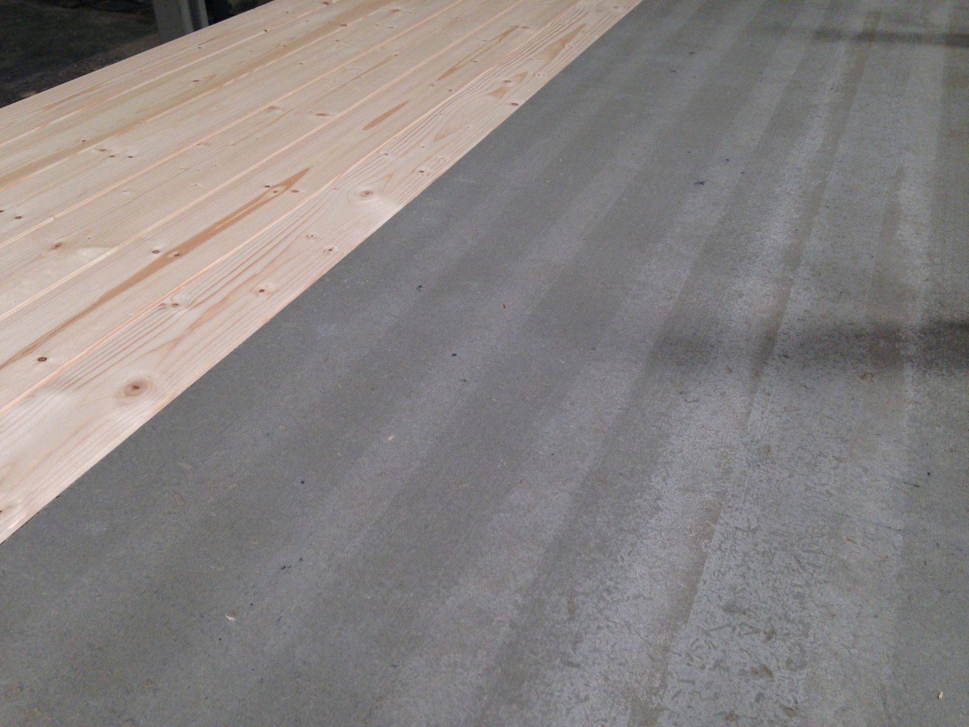 fabricante instalacion panel Sandwich madera cemento cantabria