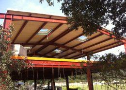 Panel sandwich madera hotel rural mallorca instalacion mallorca panel sandwich madera islas baleares agroturismo