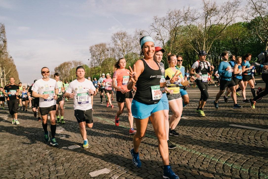 Marathon Paris © Teddy Morellec
