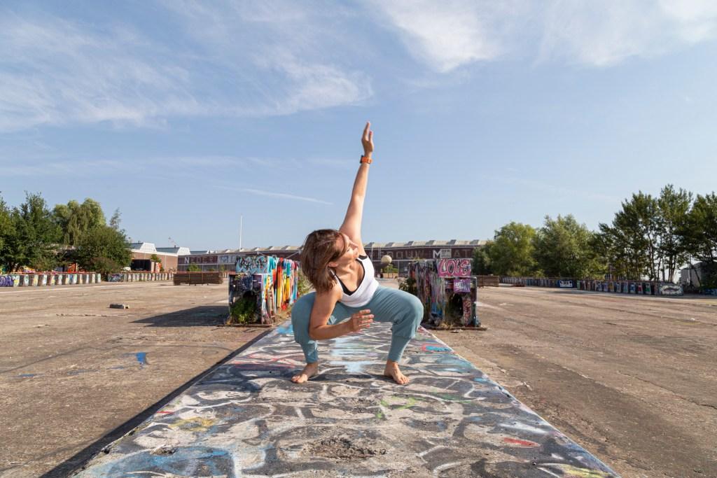 Creëer ruimte in je heupen en bouw sterke voeten door aan mobiliteits- en voetentraining te doen