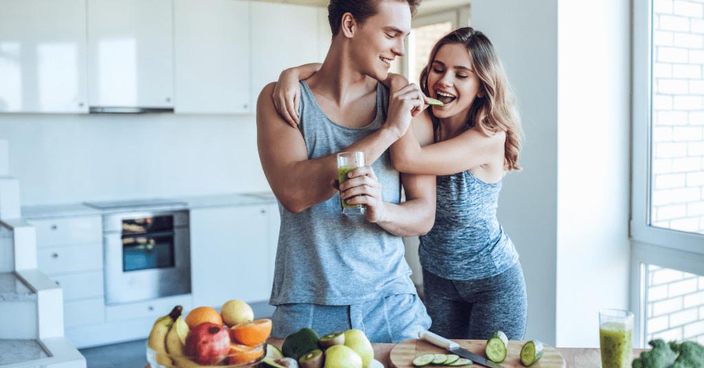 Zorg voor voldoende onbewerkte voeding en eet alle macro-nutriënten