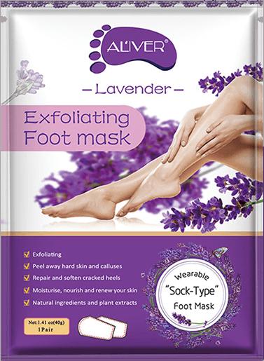 masque foot mask quel est