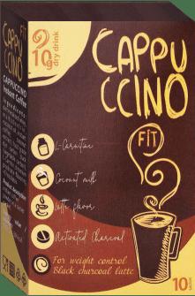 cappuccino fit benefits
