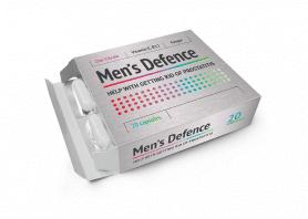 paraan ng paggamit ng Men`s Defence