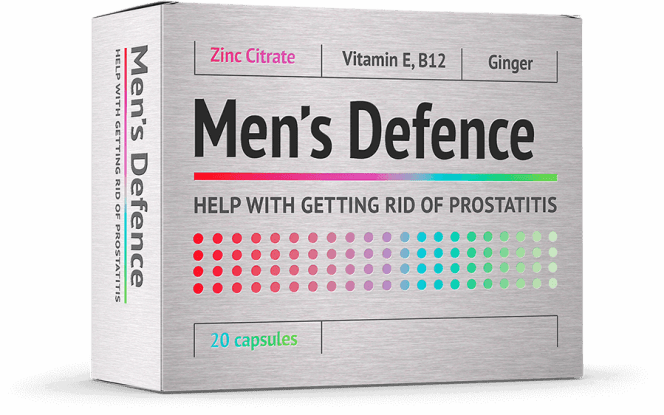 Men's defence komentarai