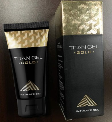 Titan Gel Gold how to apply