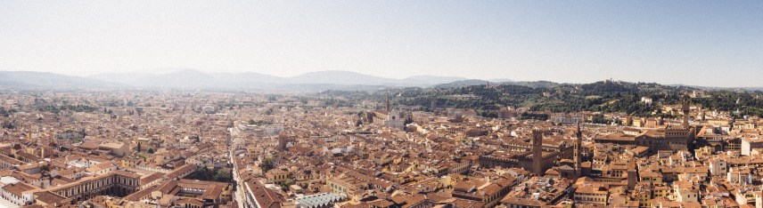 The view of Firenze