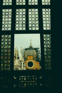 The view from the Doge's palace