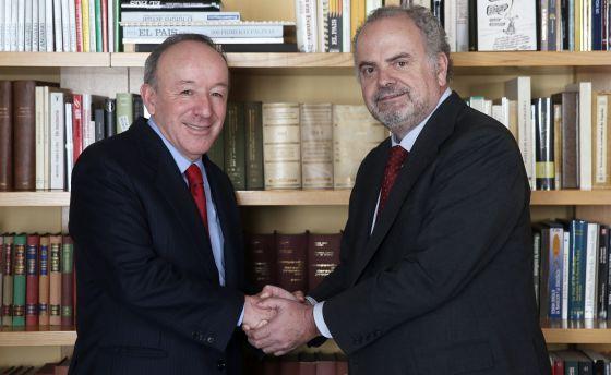 Roberto Alcántara se convierte en accionista del Grupo Editorial Prisa - Foto El País