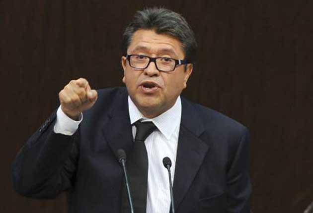 Monreal acusa premura en aprobación de secundarias en tema energético - Foto am.com.mx