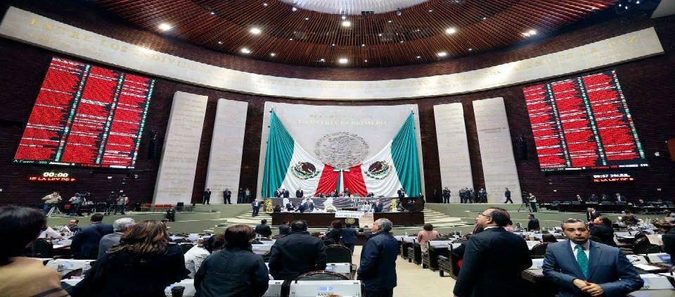 Someterán a votación leyes de energía eléctrica y geotérmica - Foto de Cámara de Diputados