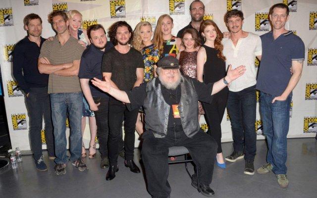 Game of Thrones revela nuevos personajes en Comic-Con - Internet