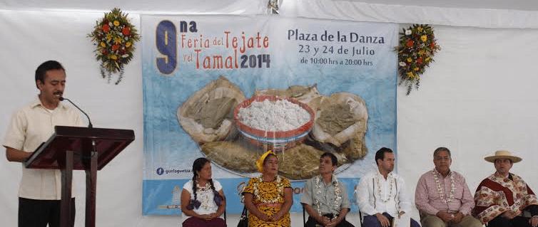 Inicia Feria del Tamal en Oaxaca - Foto de Quadratín