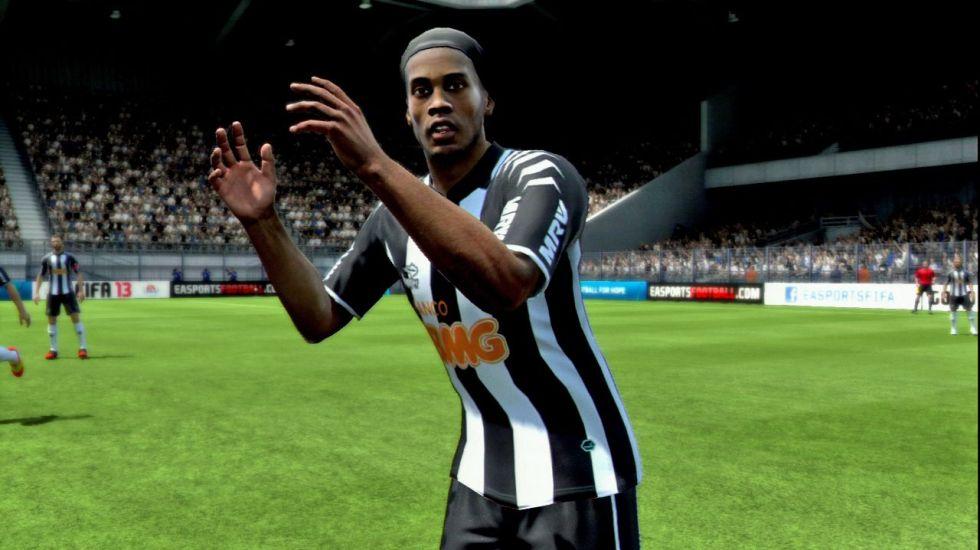 LIGA BRASILEÑA NO ESTARÁ PRESENTE EN FIFA 15 - EA