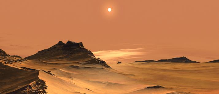 Emiratos Árabes planea lanzar misión a Marte en 2021 - Foto de Istock