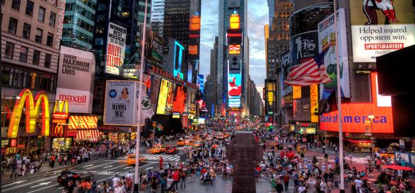 Nueva York forma grupo de trabajo para migrantes - Foto de Terabass/Wikipedia