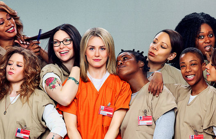 Promocionan segunda temporada de Orange is the New Black