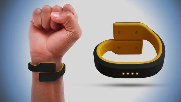 Pavlok, la smartband que te castiga si no cambias de hábitos - Internet