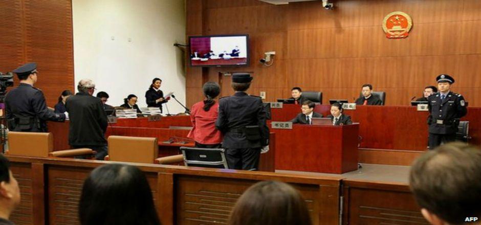 Condena China a investigador británico por escándalo en GSK - Foto de BBC News