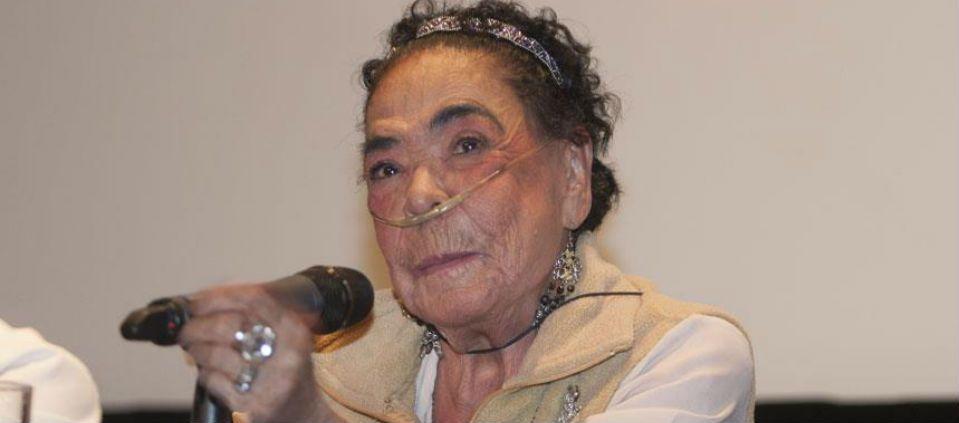 Ha muerto Columba Domínguez - Foto de Vanguardia