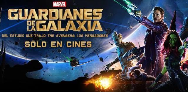 """""""Guardianes de la galaxia"""" encabeza lista de películas más taquilleras del verano - Foto de Marvel"""