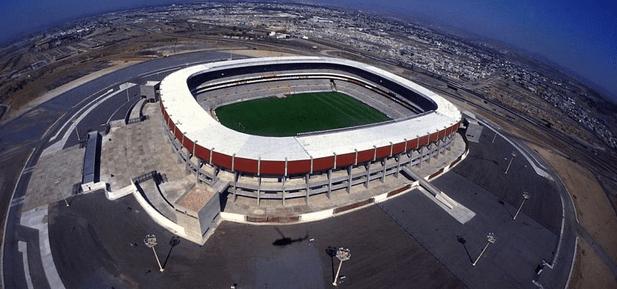 Encuentran cadáver en estadio Corregidora - Foto de Internet 9cfb6b5a1b221