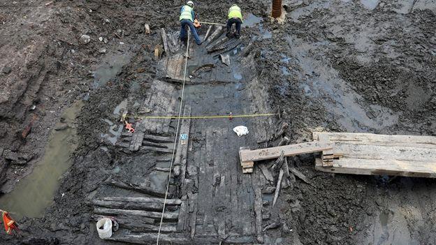 Encuentran barco del siglo XVIII bajo las Torres Gemelas de Nueva York - CNN