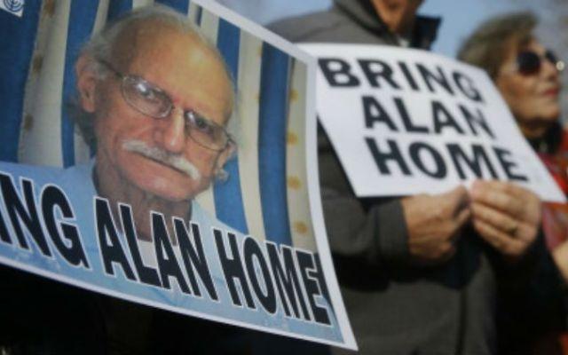 Estadounidense se deja morir en prisión cubana. - Permanece preso desde 2009