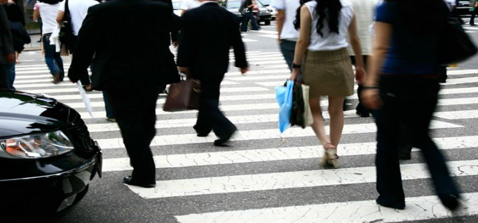 Presenta SSPDF programa Movilidad y Seguridad Vial por el Día del Peatón - Foto de Internet