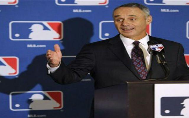MLB eligió nuevo comisionado - Rob Manfred. Foto de AP