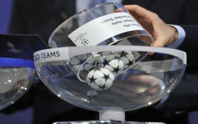 Se sortearon los playoff de la Champions League - Solo faltan 180 minutos para que inicie la etapa de grupos de la Champions