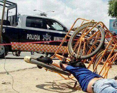 Encuentran a hombre muerto en tianguis de Oaxaca - Internet