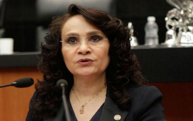 Corrientes del PRD se oponen a frente amplio opositor - Dolores Padierna. Foto de origen noticias