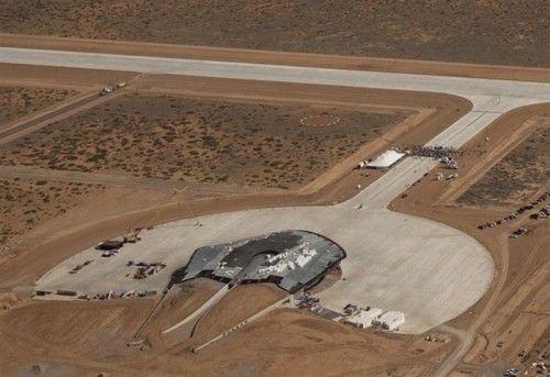 Texas será sede del primer puerto espacial comercial - Se podría comenzar a volar en 2016