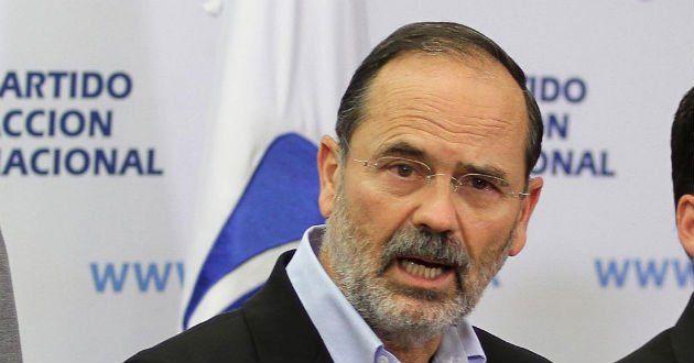 Salida institucional en caso Padrés: Madero - Presidente Nacional del PAN, Gustavo Madero