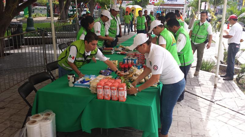 "Chiapas implementa ""maratón"" de ayuda a damnificados por Odile - Foto de Icoso Chiapas"