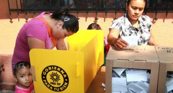 Elecciones del PRD podrían costar más de 100 mdp - Foto de Internet