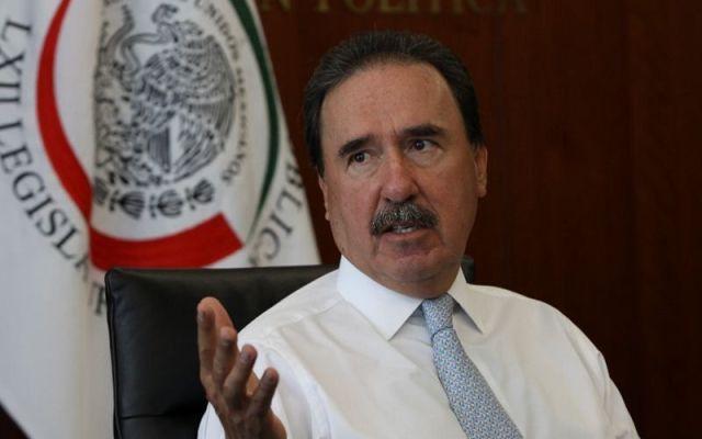 Mantendrá Senado trabajo y propuestas para avance del país: Gamboa - El Senado mantendrá trabajo y propuestas: Gamboa Patrón