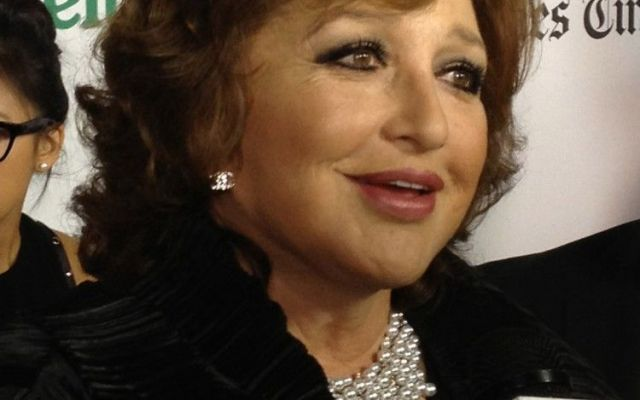 Angélica María y Eugenio Derbez galardonados con premio Latinos de Hoy - foto de Notimex