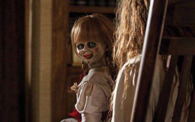 Annabelle: La verdadera y escalofriante historia detrás de la muñeca - Internet