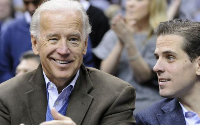 Cesan de la Marina a hijo de Joe Biden por consumo de drogas - Foto de AP