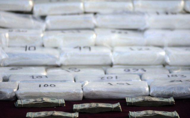 Decomisa SEDENA 20 kilos de cocaína en Tamaulipas - foto de archivo