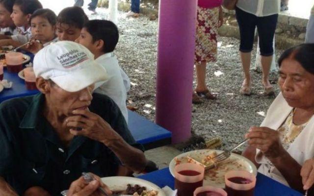 Cruzada Nacional contra el Hambre beneficiará 5.5 millones de personas este año - Foto de @cruzadamexico