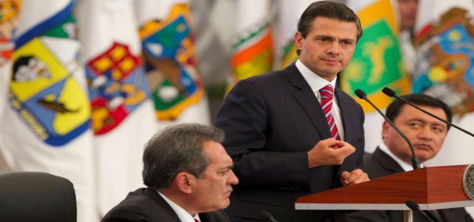 CONAGO felicita a EPN por detención de El Viceroy - Foto de @CONAGO_oficial