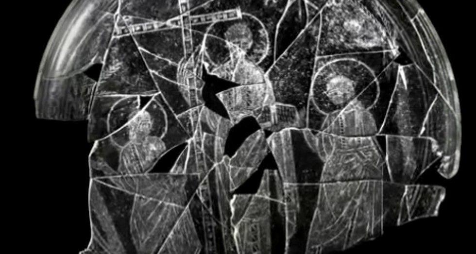Encuentran un Cristo del Siglo IV en España - Foto de El Mundo
